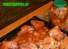 Lesütött hús